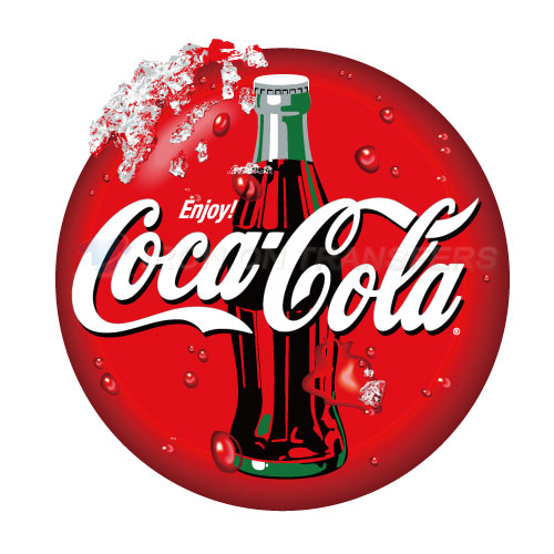 Coca Cola Iron-on Stickers (Heat Transfers)NO.5542