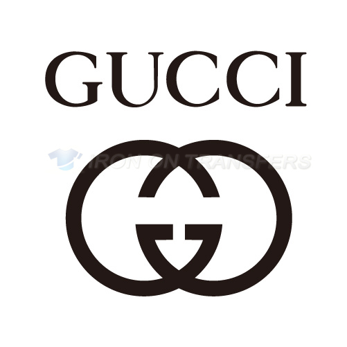 Gucci Iron-on Stickers (Heat Transfers)NO.2111