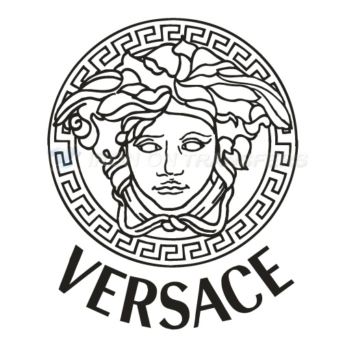 Versace Iron-on Stickers (Heat Transfers)NO.2130