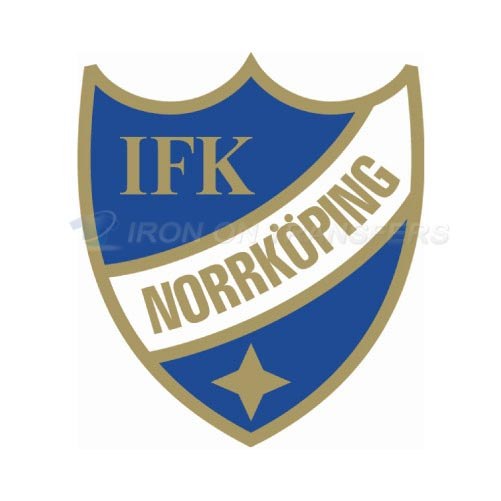 IFK Norrkoping Iron-on Stickers (Heat Transfers)NO.8363