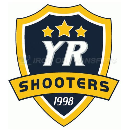 York Region Shooters Iron-on Stickers (Heat Transfers)NO.8532