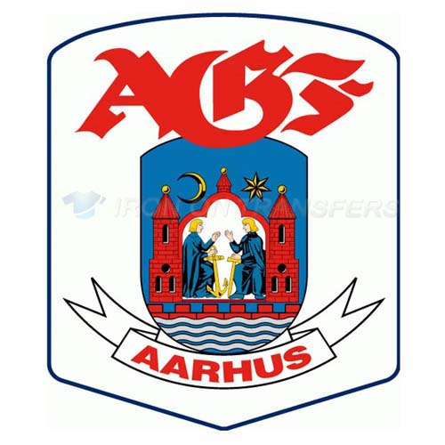 Aarhus Gymnastikforening Iron-on Stickers (Heat Transfers)NO.8223