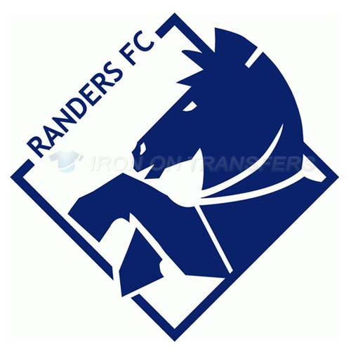 Randers FC Iron-on Stickers (Heat Transfers)NO.8443