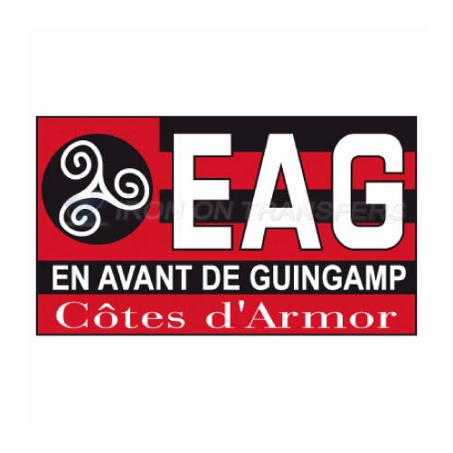Guingamp Iron-on Stickers (Heat Transfers)NO.8345