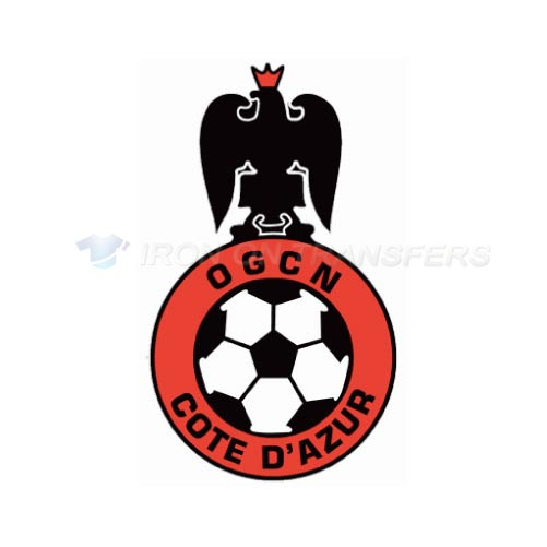 OGC Nice Iron-on Stickers (Heat Transfers)NO.8420