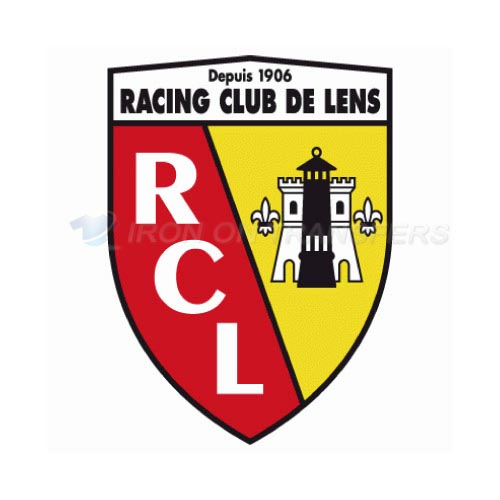 RC Lens Iron-on Stickers (Heat Transfers)NO.8447