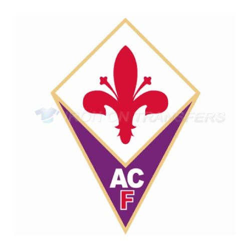 Fiorentina Iron-on Stickers (Heat Transfers)NO.8331