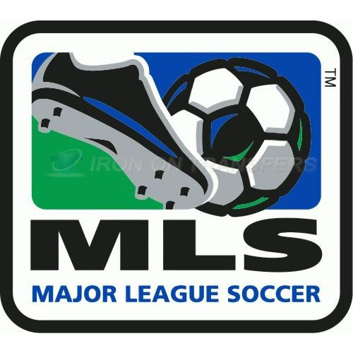 Major League Soccer Iron-on Stickers (Heat Transfers)NO.8385