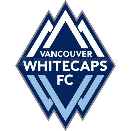 Vancouver Whitecaps FC Iron-on Stickers (Heat Transfers)NO.8520