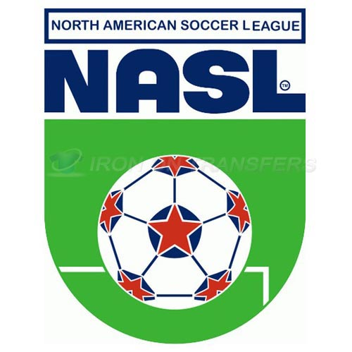 North American Soccer League Iron-on Stickers (Heat Transfers)NO.8417