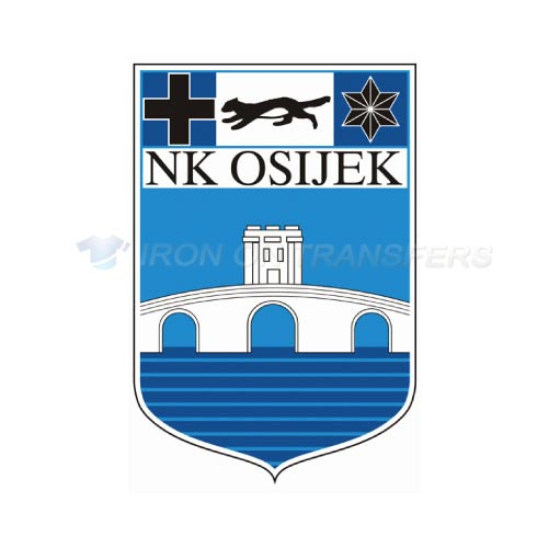 NK Osijek Iron-on Stickers (Heat Transfers)NO.8413