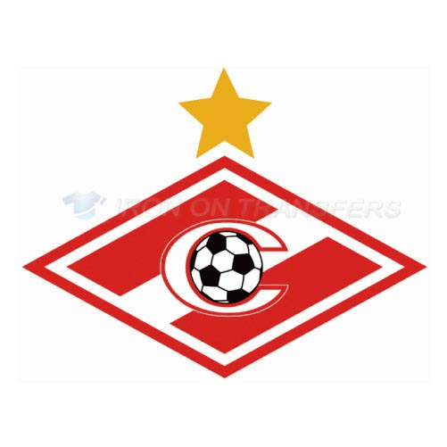 Spartak Moscow Iron-on Stickers (Heat Transfers)NO.8489