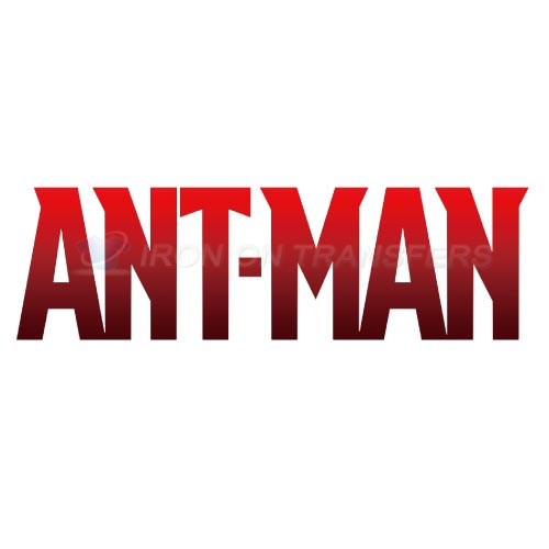 Ant Man Iron-on Stickers (Heat Transfers)NO.431