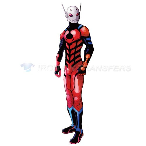 Ant Man Iron-on Stickers (Heat Transfers)NO.434