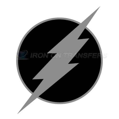 Flash Iron-on Stickers (Heat Transfers)NO.114