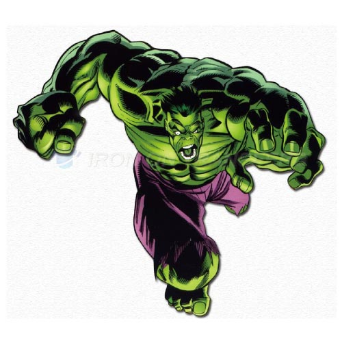 Hulk Iron-on Stickers (Heat Transfers)NO.176
