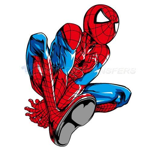Spiderman Iron-on Stickers (Heat Transfers)NO.222