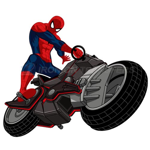 Spiderman Iron-on Stickers (Heat Transfers)NO.223