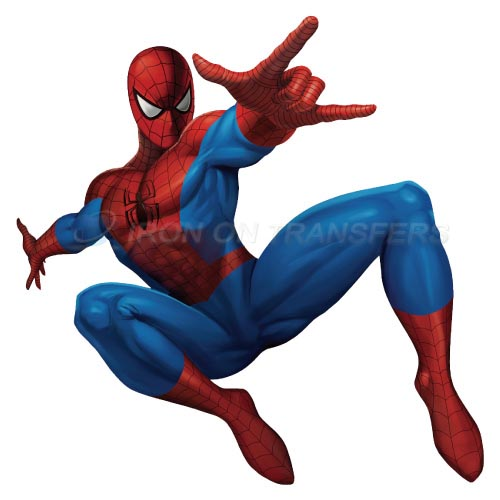 Spiderman Iron-on Stickers (Heat Transfers)NO.226
