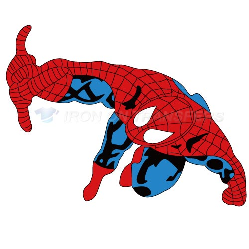 Spiderman Iron-on Stickers (Heat Transfers)NO.228