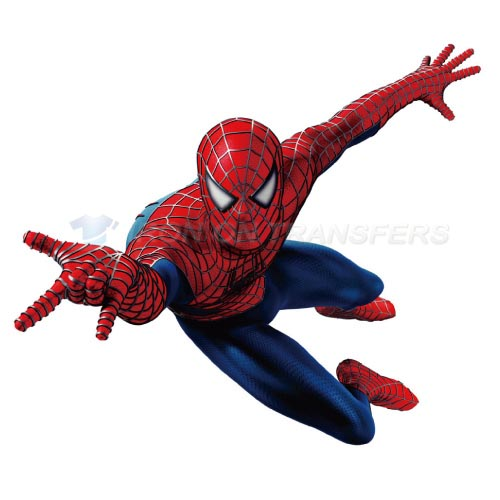 Spiderman Iron-on Stickers (Heat Transfers)NO.231
