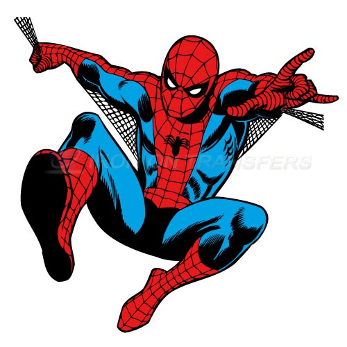 Spiderman Iron-on Stickers (Heat Transfers)NO.233
