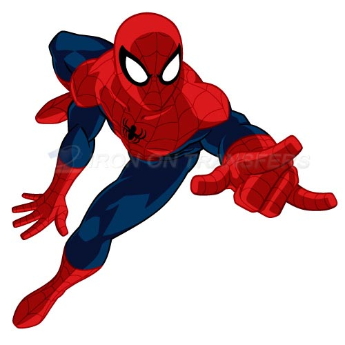 Spiderman Iron-on Stickers (Heat Transfers)NO.234