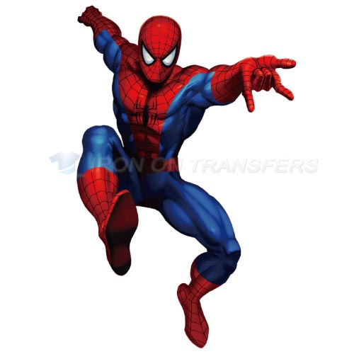 Spiderman Iron-on Stickers (Heat Transfers)NO.239