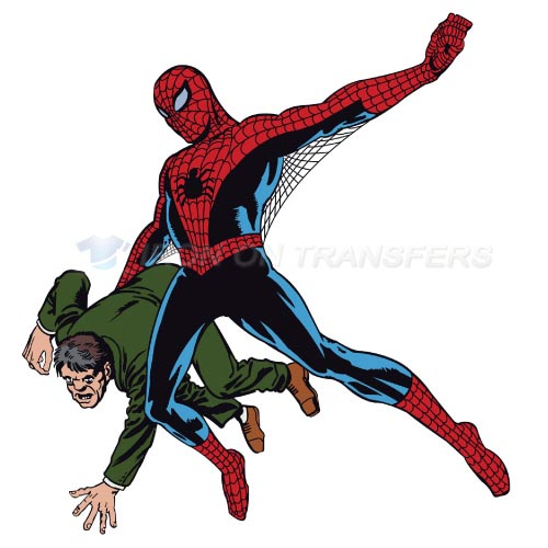 Spiderman Iron-on Stickers (Heat Transfers)NO.240